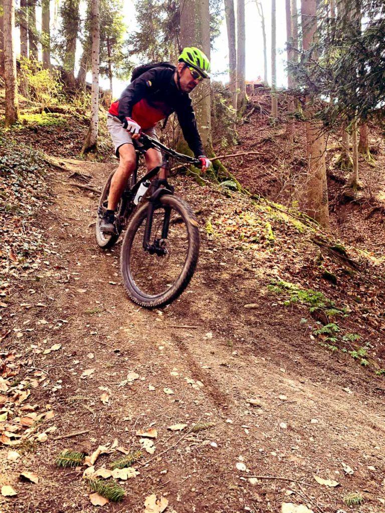 Andi Downhill Huebli