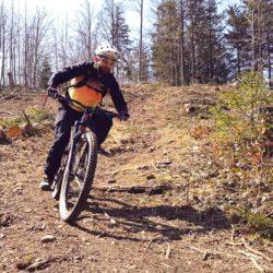 Was hat Liebe mit Mountainbike und Platten zu tun?